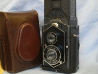'  850/16 ' Zeiss Ikon Ikoflex 850/16 Coffee Can Original  Vintage TLR Camera Cased £99.99